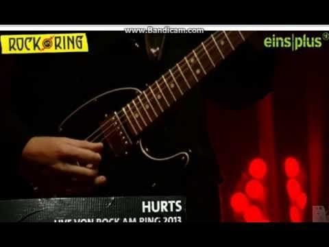 Hurts - The Road (Rock am Ring 2013)