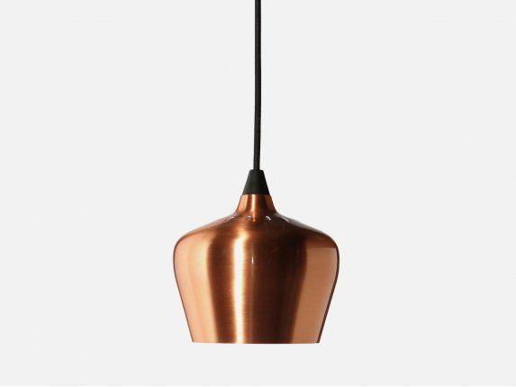 399 pln Metalowa Lampa Wisząca Cohen IV miedziana w wysokim połysku
