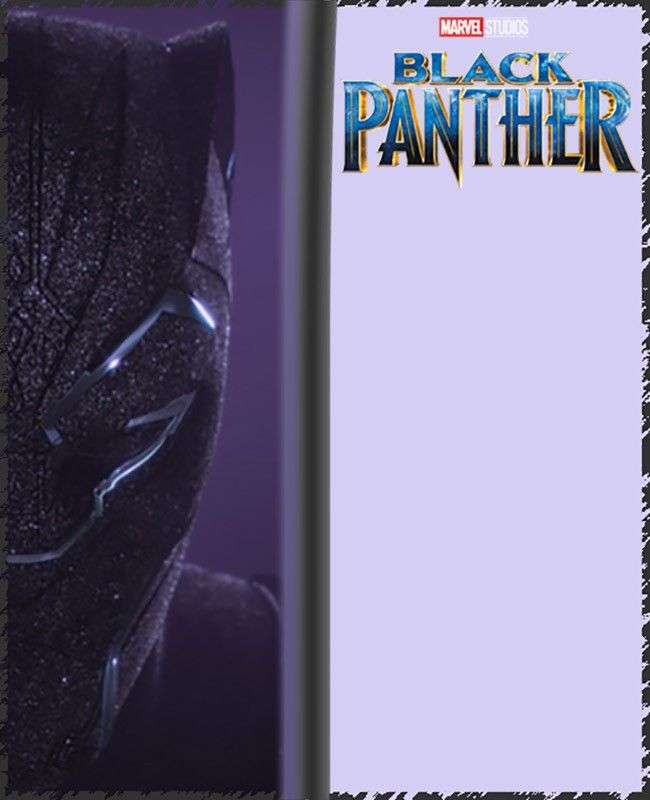 Free Printable Black Panther Invitation Templates Coolest