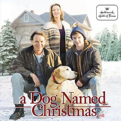 A Dog Named Christmas...a favorite Christmas movie.