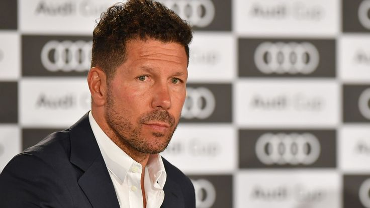 Simeone refuses to be drawn on Costa rumours