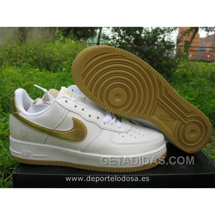 Nike Lunar Force 1 Low Hombre Blanco Oro (Nike 1) New Release, Price: $71.73 - Adidas Shoes,Adidas Nmd,Superstar,Originals|GetAdidas