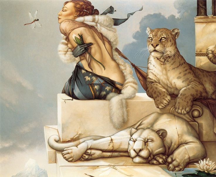 15 best michael parkes images on pinterest michael okeefe magic solitary dog sculptor i cartoon historieta michael parkes part 2 links to precedent part publicscrutiny Image collections