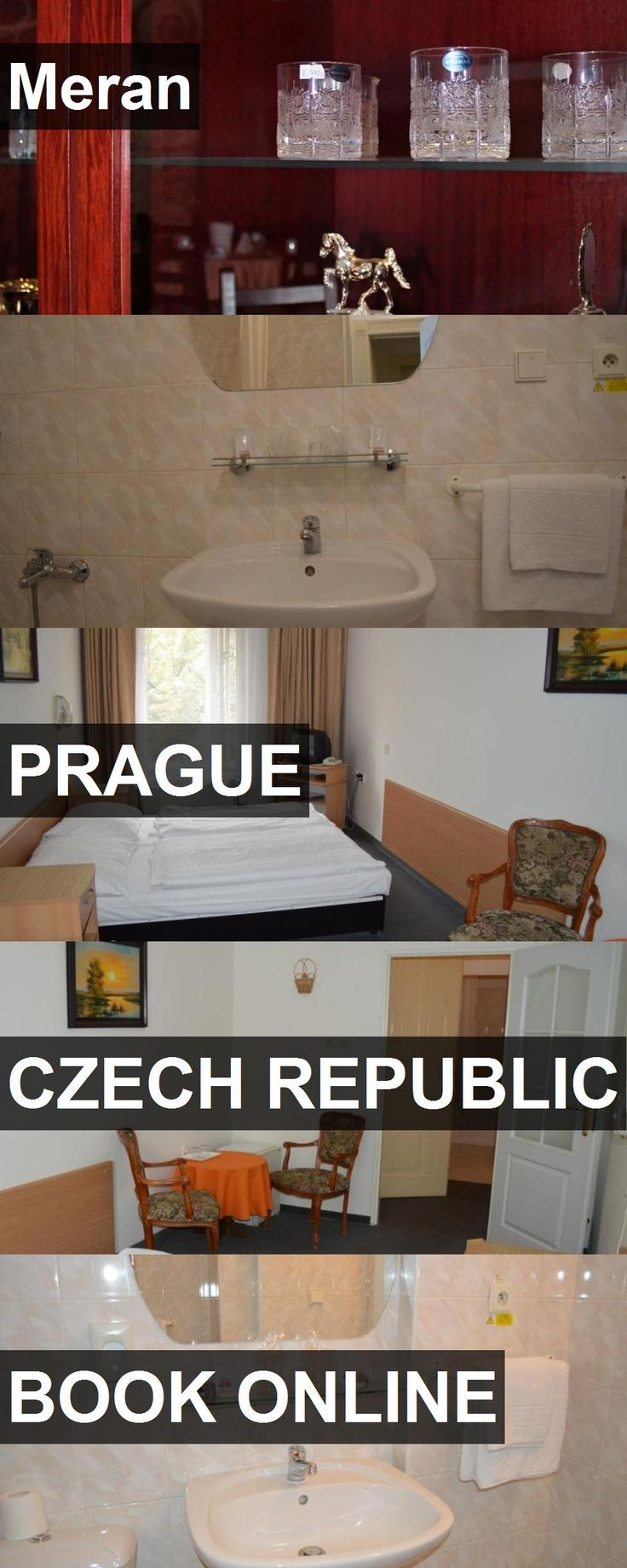 Hotel Meran in Prague, Czech Republic. For more information, photos, reviews and best prices please follow the link. #CzechRepublic #Prague #travel #vacation #hotel