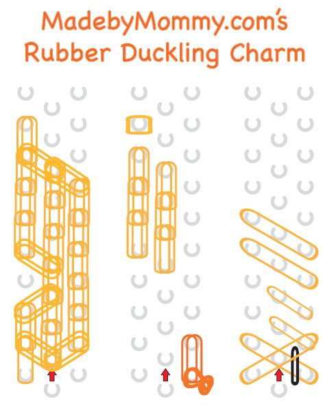 30 best rainbowloom images on pinterest loom bands rubber bands rh pinterest com rainbow loom diagrams to print rainbow loom charm diagrams