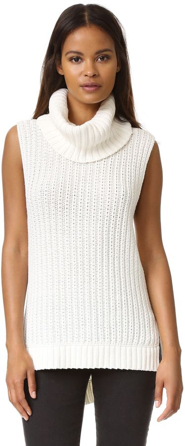 Ella Moss Kinley Sleeveless Sweater