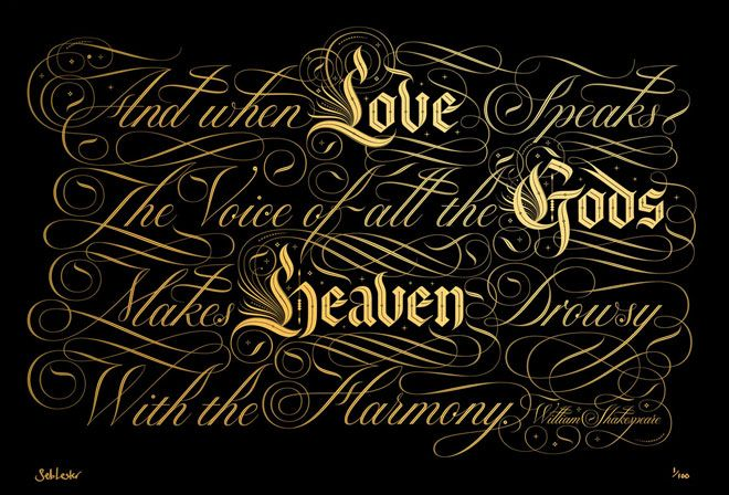 116 Best Images About Art Typography Lettering