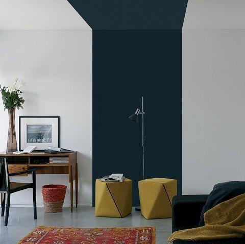 Door gedurfde kleurencombinaties toe te passen, geef je een klassiek interieur een moderne twist met een zeer persoonlijk karakter.