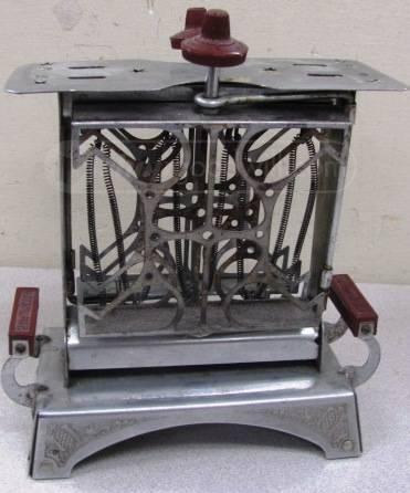 Morphy richards 4 slice black toaster