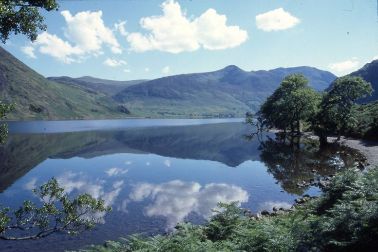 The Lake District, stayed at Ashness Farm, Keswick when we first met. Special memories x