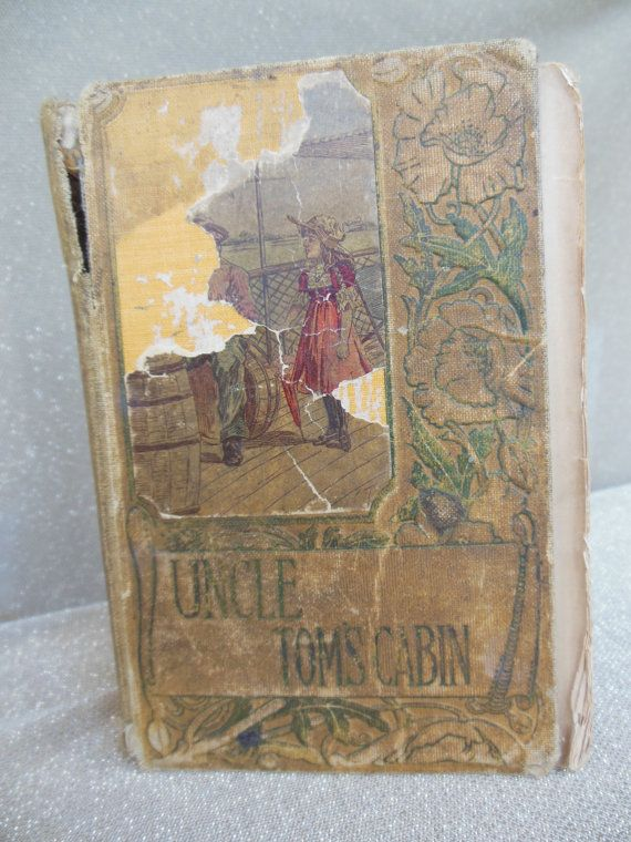 Very RARE: Uncle Tom's Cabin Book or Life Among the Lowly