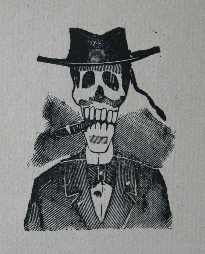 #mexico #scheletro #illustrazione #storia