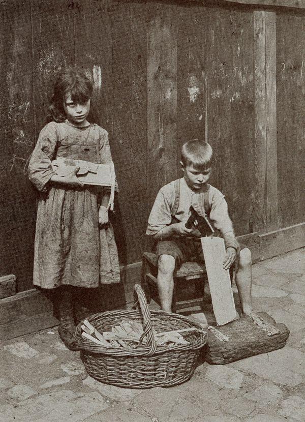 Spitalfields life, 1912