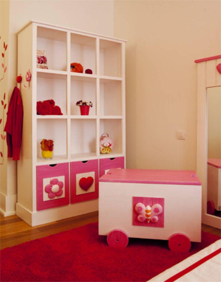 M s de 25 ideas incre bles sobre jugueteros infantiles en for Habitaciones infantiles disney