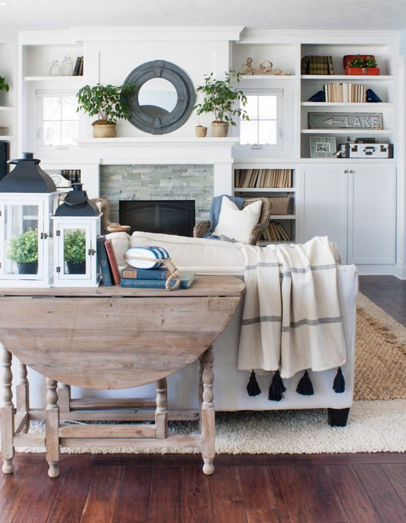 This Layering Trend Is Going To Take Over Living Rooms In 2017.  Entertainment RoomRug ...