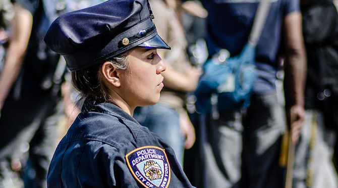 """""""A Day In The Life: Confessions From Female Police Officers - """"Today was my 5th time I've gotten shot and survived."""""""""""