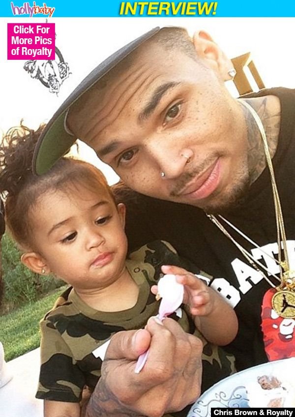 Chris Brown: Royalty Comes 1st — I'm Making Music & Performing To Take Care Of Her