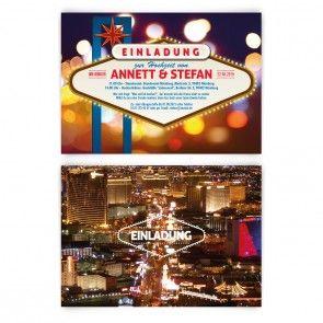 Hochzeitseinladungen - Las Vegas  #hochzeit #einladungskarte #hochzeitseinladung #lasvegas #vegas #gambling #einladung #papeterie #kartenmachende
