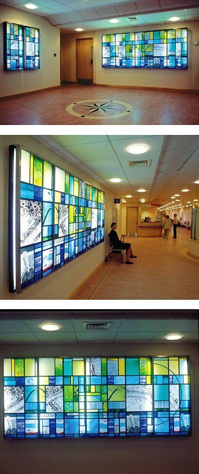 Dental Hospital, Newcastle upon Tyne. - Sue Woolhouse