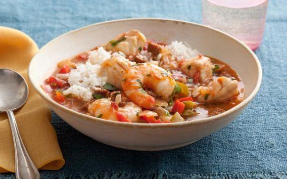 Thai Prawn Stir-Fry Recipe by Food Network Kitchens : Food Network UK