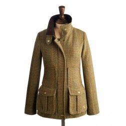 My favourite coat - Joules Holker Tweed #Joules #Tweed
