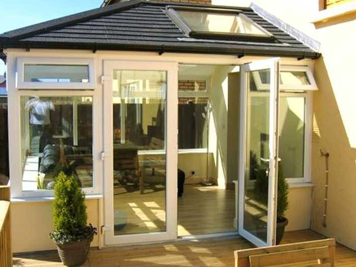 Can I Change My Conservatory Roof To Tiles Emerald Windows In 2020 Conservatory Roof Conservatory Roof Insulation Tiled Conservatory Roof