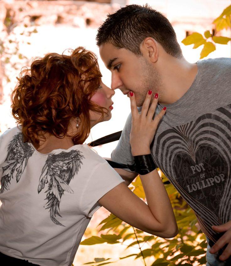 Fallen Angel & Pot or Lollipop T-Shirts by HOTnCOOL