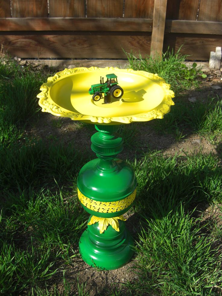 John Deere Flower Pots : Best images about outdoor tractor living spaces on