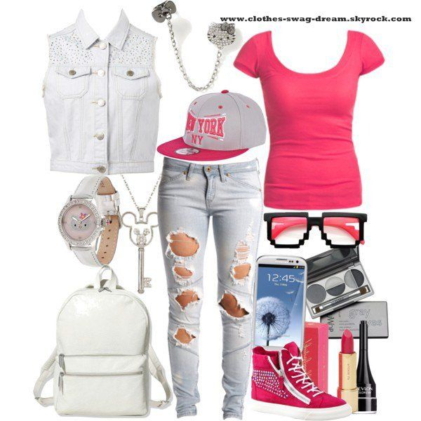 "Swag Outfits Polyvore Summer 2013 | clothes-swag-dream taggés ""Tenue Scolaire"" - Page 3 - Blog de clothes ..."