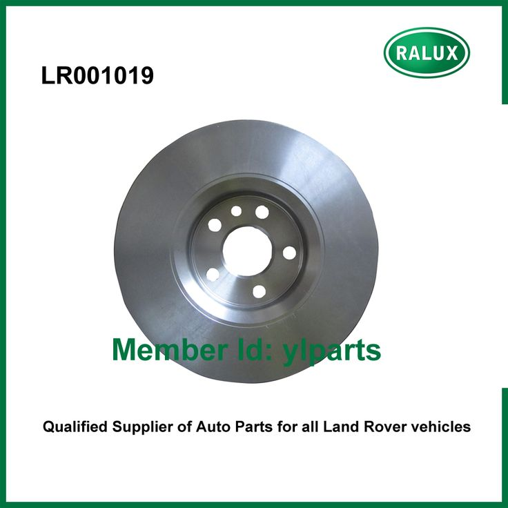 LR001019 high quality rear Brake Disc and Capliper car brake pads for Freelander 2 16V,  auto brake pad set spare parts on sale