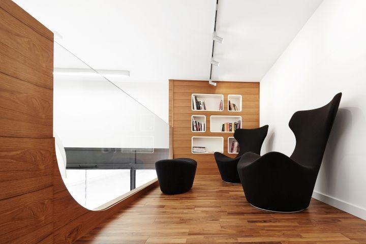 Салон красоты MOSS Salon – дизайн, вдохновляющий на сотворение настоящих шедевров