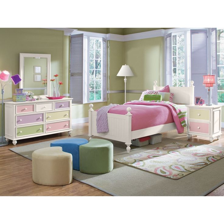 The 25+ Best Twin Bedroom Sets Ideas On Pinterest Girls Twin Bed   White  Twin
