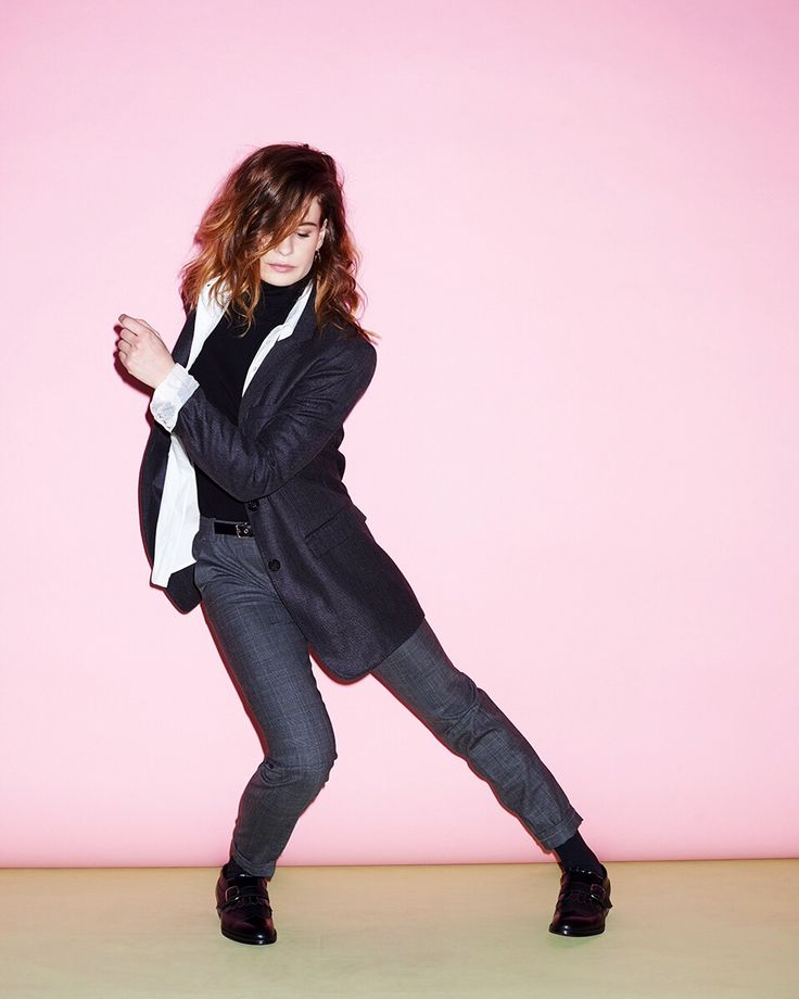 Héloïse Letissier of Christine & the Queens