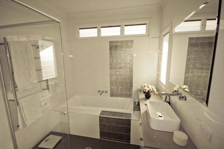 Id e salle de bains n 6 douche et baignoire salle de bain - Idee salle de douche ...