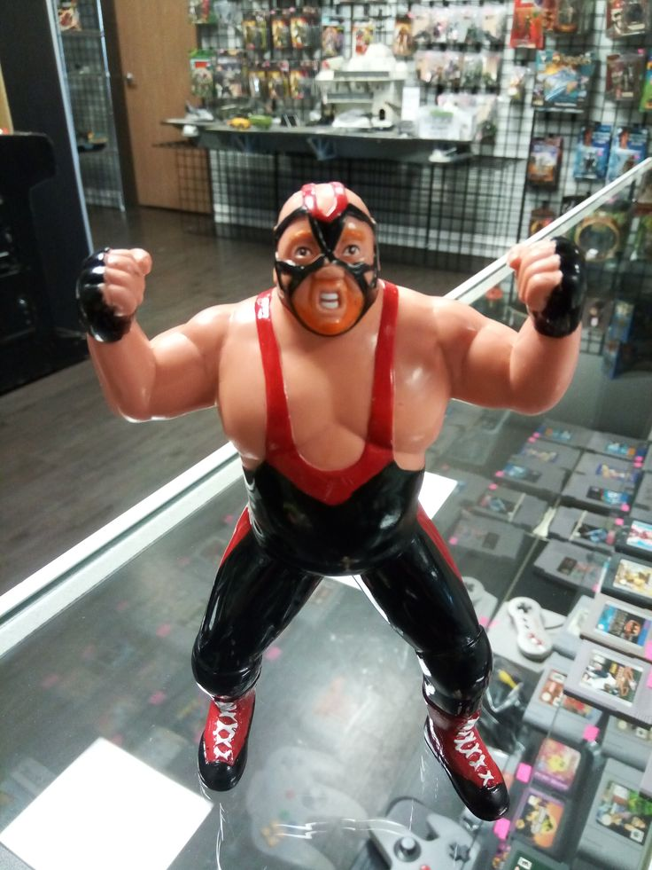 Big Van Vader WCW 1994