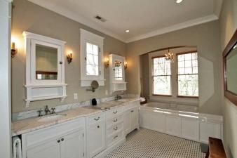 gray wallsDreams, Nice Bathroom, Heavens Master Bath Reno Ideas, Bathroom Heavens, Grey Wall, Master Bathrooms, House, Gray Wall, Heavens Mollyhodgin