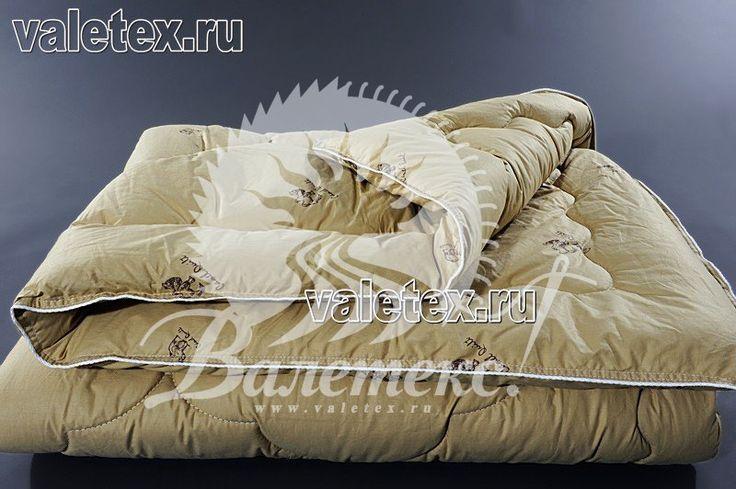Одеяло верблюжий пух ткань тик