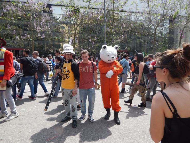 comicon napoli 2015