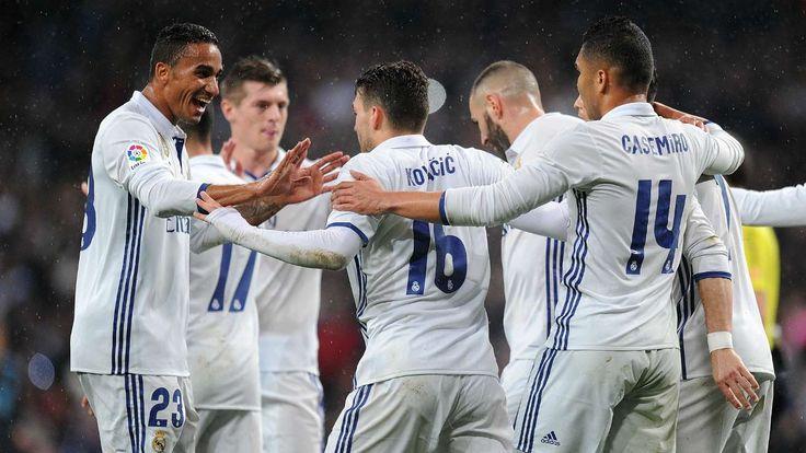 Kovacic, Ronaldo, Morata lead Real Madrid over Real Sociedad:  January 29, 2017