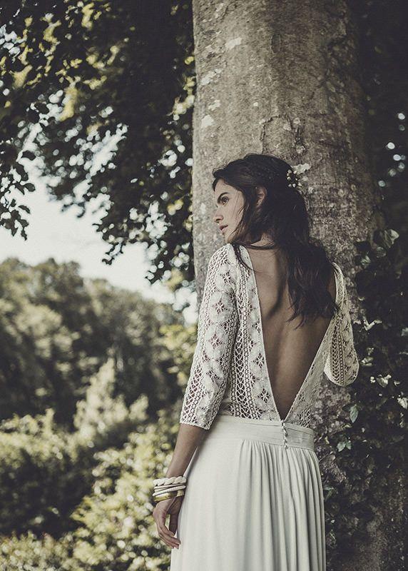 Laure de Sagazan 2015 - Robe Palma