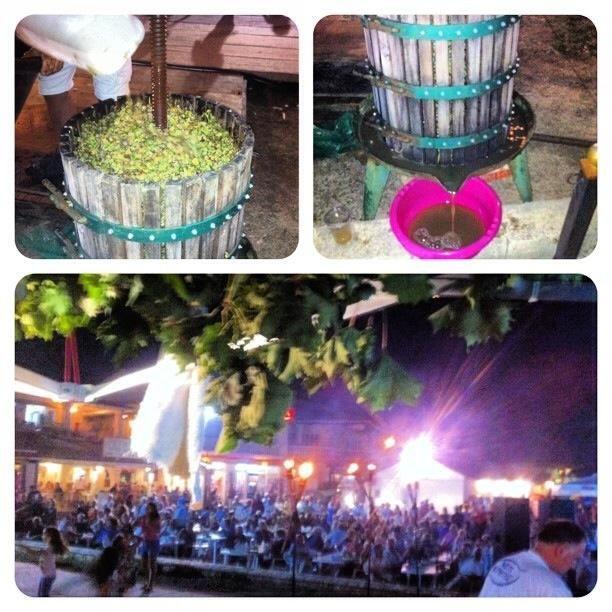 Kassiopi Wine festival