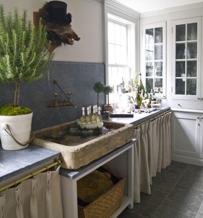 River Cottage Kitchen: Kitchen, Kitchen Decor