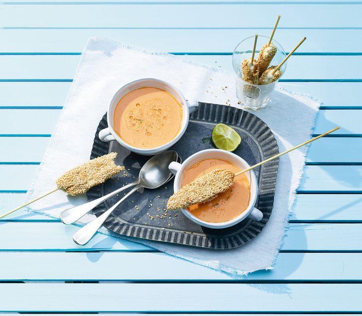 256 best rezepte suppen images on pinterest cooking recipes kitchens and soups. Black Bedroom Furniture Sets. Home Design Ideas