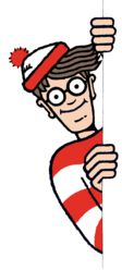 Where's Wally? - Kids corner - Welcome to Walker Books Australia