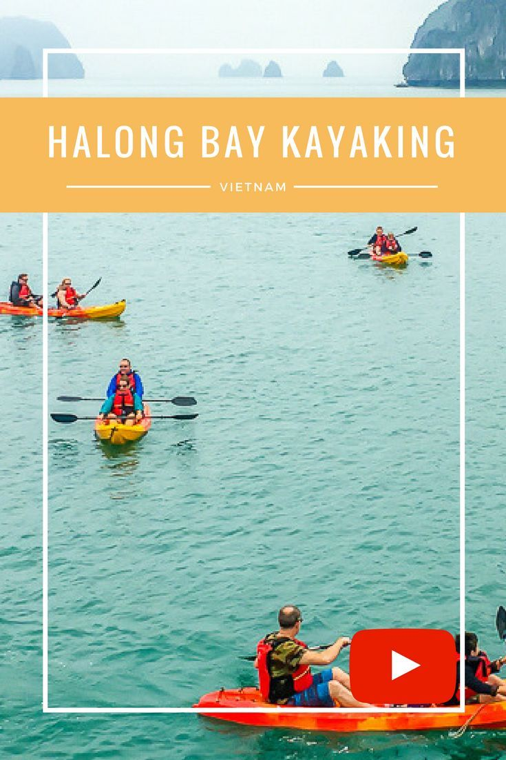 Halong Bay is a World Heritage area and should be on every travellers bucket list. And sea kayaking is one of the best ways to see this amazing area. Whilst on board our 2 night Signature Cruise we travelled to the outer reaches of Halong Bay and did some sea kayaking. We even went through one of the giant limestone caves in our sea kayaks!