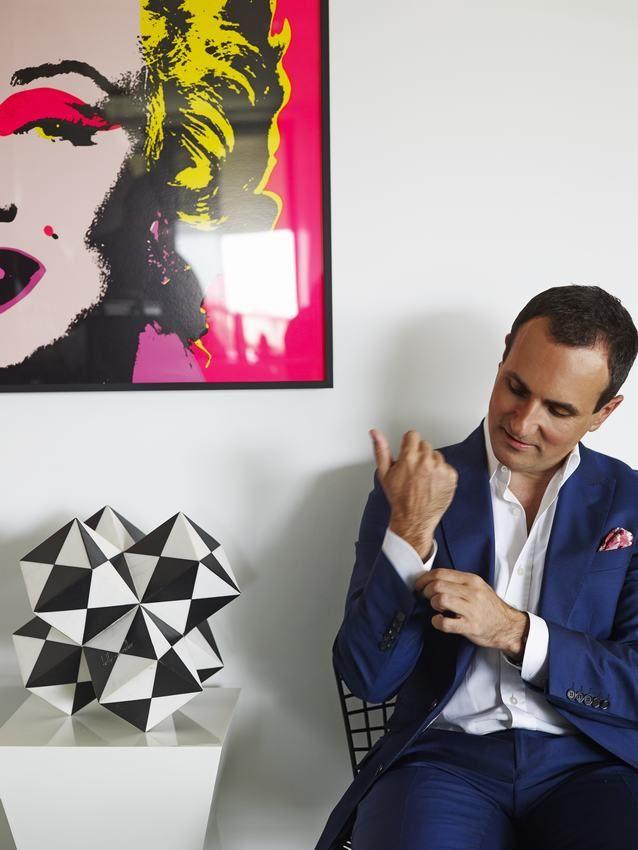Interior Designer of the Year Greg Natale Opens his Doors l House tour of interior designer l STYLE CURATOR
