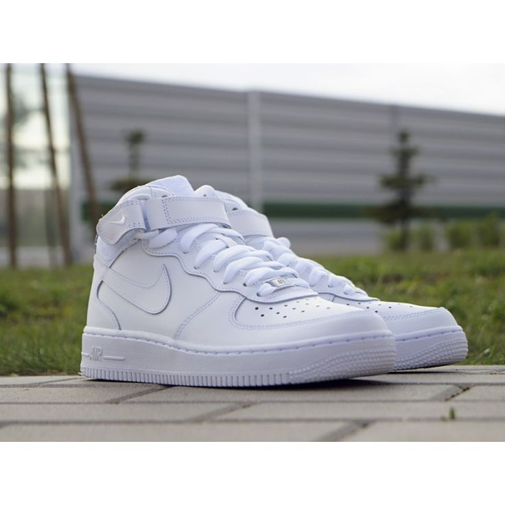 NIKE AIR FORCE 1 MID GS 314195-113
