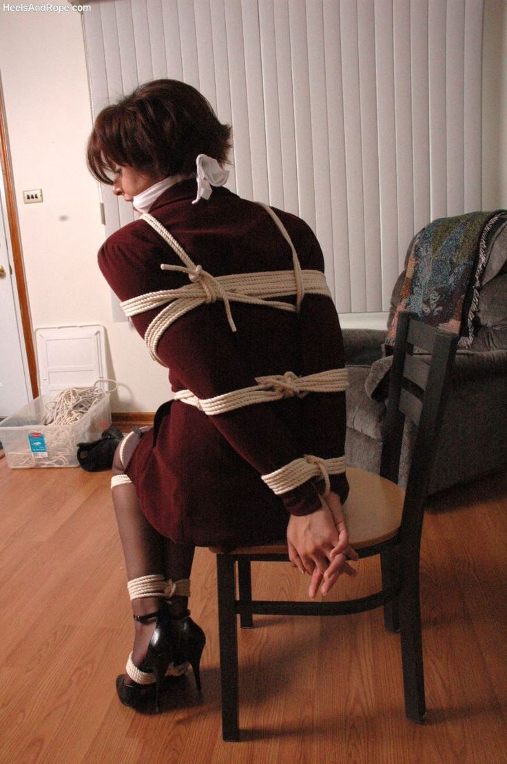 Office Women Tied 104