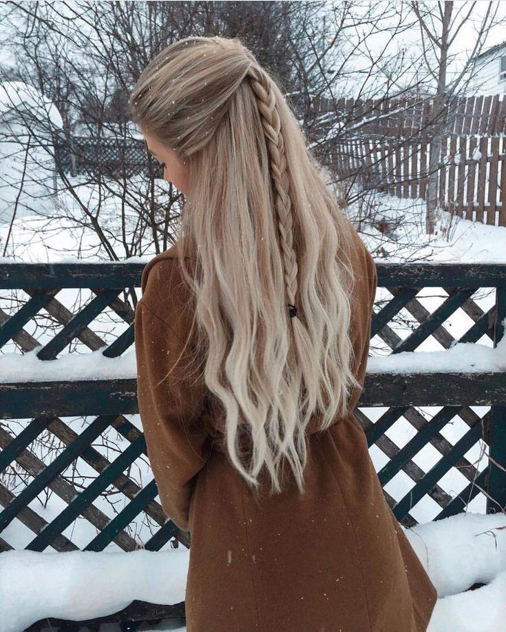 Картинки на аву блондинки зима на аву