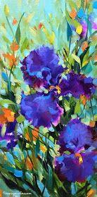 http://www.nancymedina.com/available-paintings/signs-of-spring-purple-iris